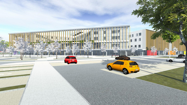 Nouvel Hôpital de Lens